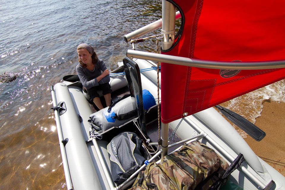 тритон лодка м-139